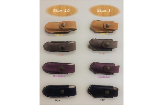 Handmade leather case