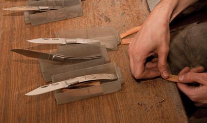 Atelier des couteaux