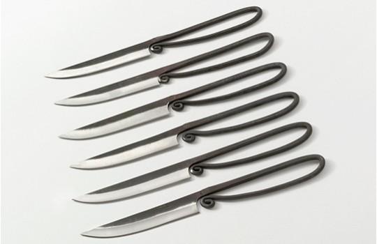 Couteaux de table Médiévaux