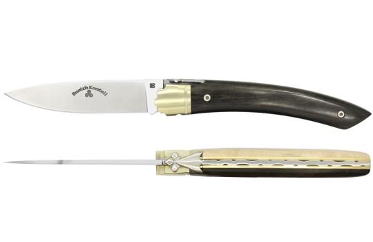 Breizh Kontell Forged Blade