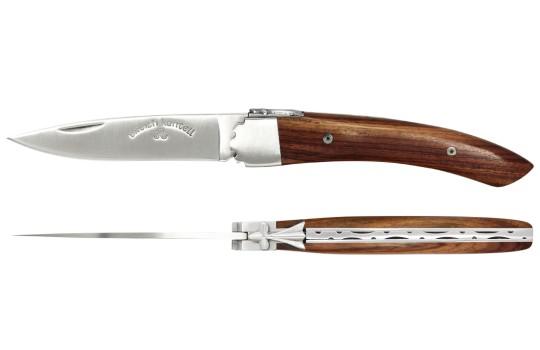 Das geschweißte Messer Breizh Kontell