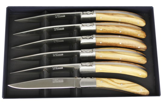 Elsass table knives