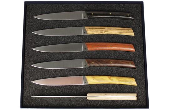 """Couteau de table """" Atelier de Couteaux """""""